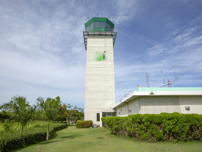 Torre de Control Aeropuerto Internacional de Punta Cana