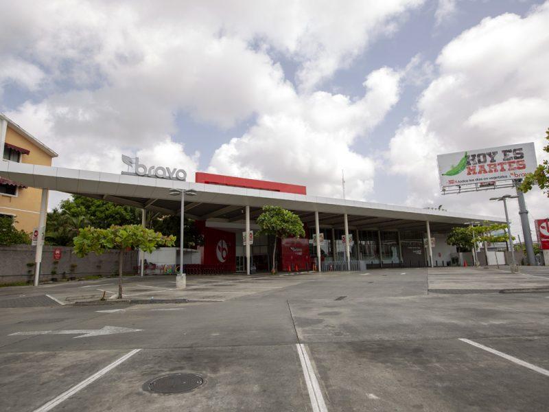 Supermercados Bravo Núñez de Cáceres